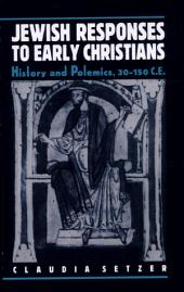 Jewish Responses to Early Christian