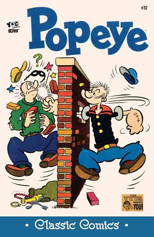 Popeye Classics  32
