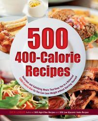 500 400 Calorie Recipes Book PDF
