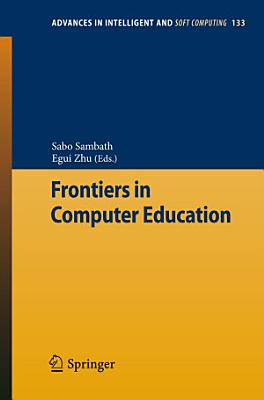 Frontiers in Computer Education PDF