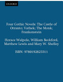 Four Gothic Novels