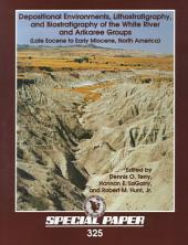 Depositional Environments, Lithostratigraphy, and Biostratigraphy of the White River and Arikaree Groups (Late Eocene to Early Miocene, North America)
