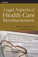 Legal Aspects of Health Care Reimbursement PDF