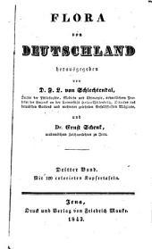 Flora von Deutschland: Band 3