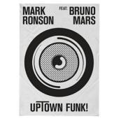 [Drum Score]Uptown Funk (Feat. Bruno Mars)-Mark Ronson: Uptown Funk [Drum Sheet Music]