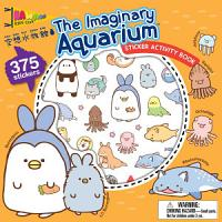 The Imaginary Aquarium Sticker Activity Book PDF