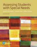 Assessing Students With Special Needs Book PDF