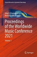 Proceedings of the Worldwide Music Conference 2021