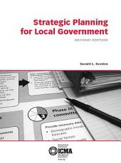 Strategic Planning for Local Government: Second Edition