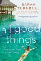 All Good Things PDF