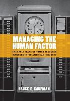 Managing the Human Factor PDF