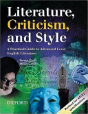 Literature, Criticism, and Style