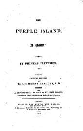 The Purple Island: A Poem