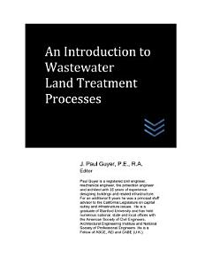 An Introduction to Wastewater Land Treatment Processes PDF