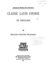 Classic Latin Course in English