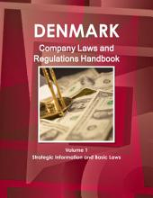 Denmark Company Laws and Regulations Handbook