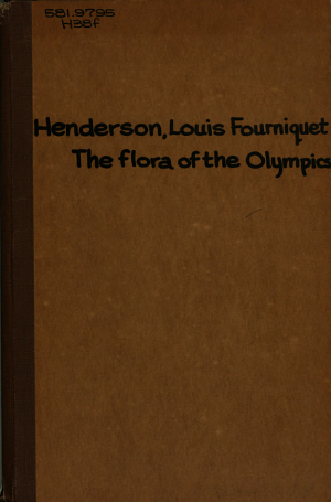 The Flora of the Olympics