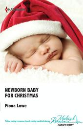 Newborn Baby for Christmas