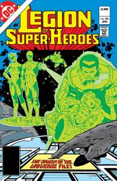 The Legion of Super-Heroes (1980-) #295