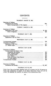 Military Construction Appropriations for Fiscal Year 1981 PDF