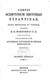 Corpus scriptorum historiae byzantinae: Volume 47