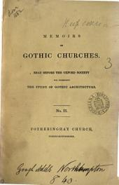 Some remarks upon the church of Fotheringhay. With the original contract for building it