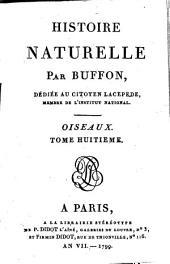 Histoire naturelle: t.1-18: Oiseaux (Buffon; 1799)