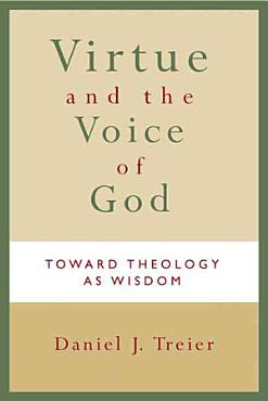 Virtue and the Voice of God PDF