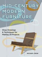 Mid Century Modern Furniture PDF