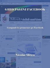Ghid pagini Facebook: Campanii de promovare pe Facebook