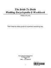 The Bride to Bride Book PDF