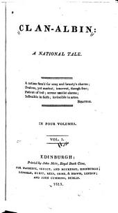 Clan-Albin: A National Tale, Volume 1