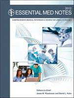 The Essential Med Notes PDF