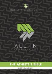 FCA Athlete's Bible: All-In
