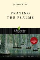 Praying the Psalms PDF