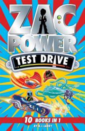 Zac Power Test Drive: 10 Books in 1