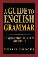 A Guide to English Grammar PDF