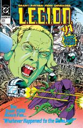 L.E.G.I.O.N. (1989-) #23