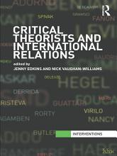Critical Theorists and International Relations PDF
