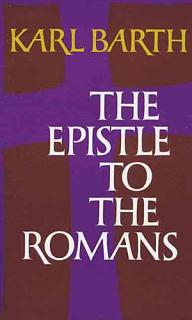 The Epistle to the Romans Book