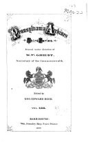 Download Pennsylvania Archives Book
