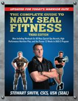 The Complete Guide to Navy Seal Fitness  Third Edition PDF