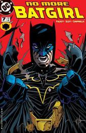 Batgirl (2000-) #7