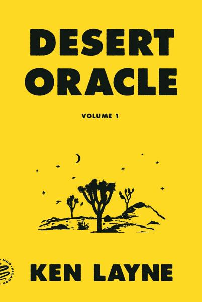 Download Desert Oracle Book