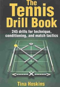 The Tennis Drill Book PDF