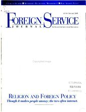 Foreign Service Journal PDF