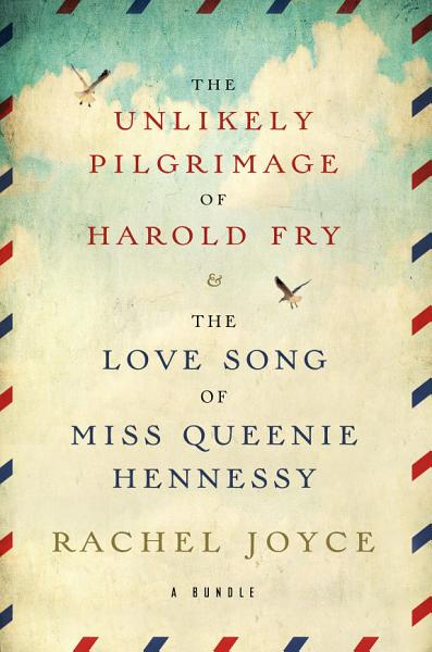 Download The Harold Fry and Queenie Hennessy 2 book Bundle Book