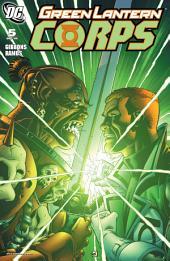 Green Lantern Corps (2006-) #5