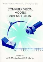 Computer Vision  Models  and Inspection PDF