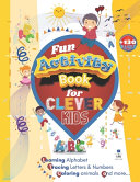 Fun Activity Book For Clever Kids Book PDF